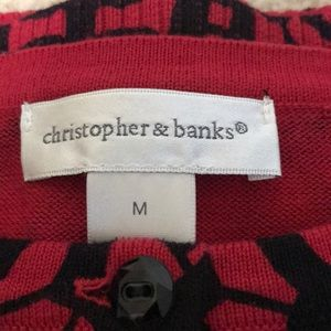 Sweaters - 🔥🔥SALE🔥🔥Christopher & Banks Cardigan